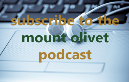 Mount Olivet Podcast